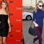 'Starving' To Be Skinny? Taylor Swift's Shrinking Frame